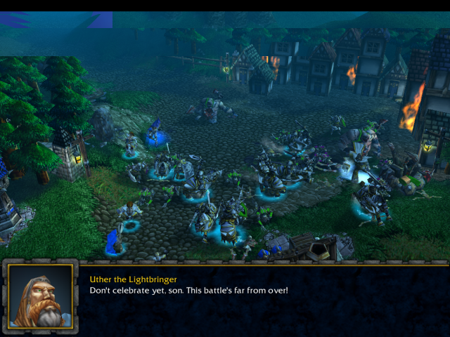 Geekmadness Blog Archive Playing Warcraft Iii And Dota In Linux