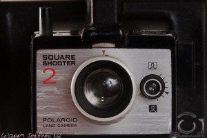 Front view of the Square Shooter 2