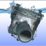 Underwater DSLR Casing