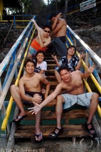 Batchiks at Children's Island