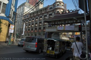 Arko ng Pagkakaibigang Pilipino-Tsino (Filipino-Chinese Friendship Arch) at Binondo